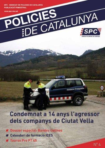 La - Sindicat de policies de catalunya