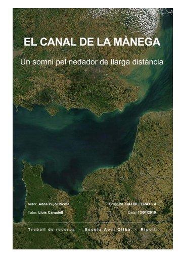 EL CANAL DE LA MÀNEGA
