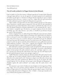 Hèctor Moret Coso - Departament de Filologia Catalana i ...