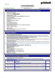 SDB GENO-Fermanit DE - Grünbeck Wasseraufbereitung GmbH
