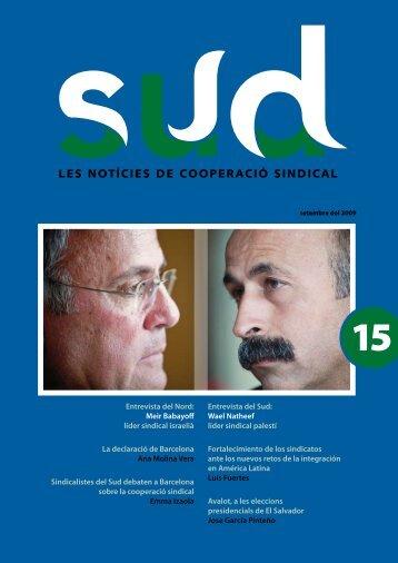 número 15 de SUD - Sindicalistes Solidaris