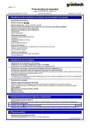 SDB MT 4000 ES - Grünbeck Wasseraufbereitung GmbH