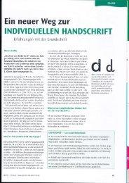 Grundschulunterricht, Ausgabe April 2013 - Grundschulverband