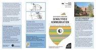 Flyer (PDF, 743 kB) - Gustav Stresemann Institut Niedersachsen
