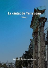 La ciutat: aspecte general - Tinet