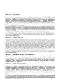 Especificaciones Técnicas Generales - Ministerio de Economía de ... - Page 5