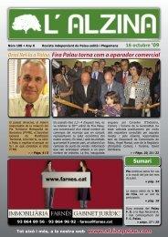 Revista núm. 108 • Octubre - L'Alzina