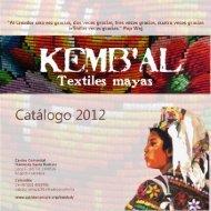 KEMBALMAYA 2012 - NO CURVAS.cdr - Sabiduria Maya