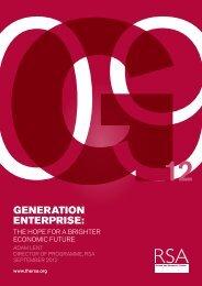 Download Generation Enterprise - RSA