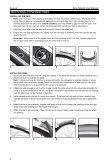 user manual - Zipp - Speed Weaponry - Page 4
