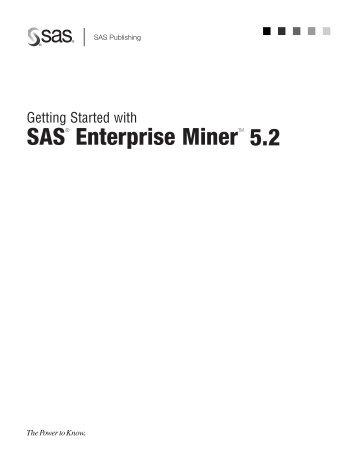 Sas Enterprise Guide Pdf