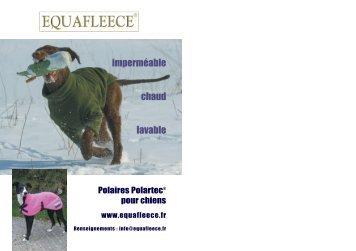 télécharger notre brochure - Equafleece
