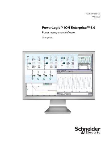 PowerLogic ION7550 RTU Option