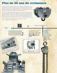 palans à chaîne - Jet Equipment - Page 4