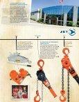 palans à chaîne - Jet Equipment - Page 5