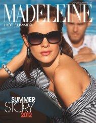 Madeleine Hot Summer 2012