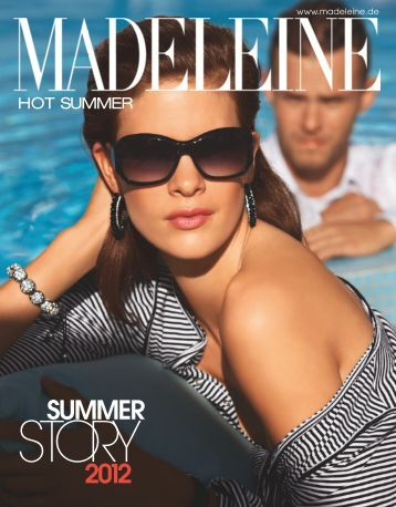 Madeleine Hot Summer 2012