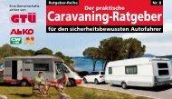 Der praktische Caravaning-Ratgeber, 1. Auflage (pdf, 1.1 MB) - GTÜ