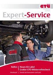GTÜ Expert-Service 2/2012 (pdf, 1.4 MB)