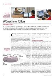 GTÜ-Expert-Service 1/2010: Wünsche erfüllen (pdf