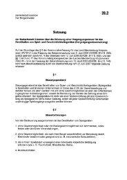 Satzung der Barlachstadt Güstrow über die Erhebung einer ...