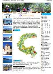 Radtour Innsbruck - Bozen