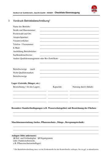 Checkliste Eier - Gutes aus Hessen