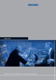 Katalog Bürositze, PDF - Hella