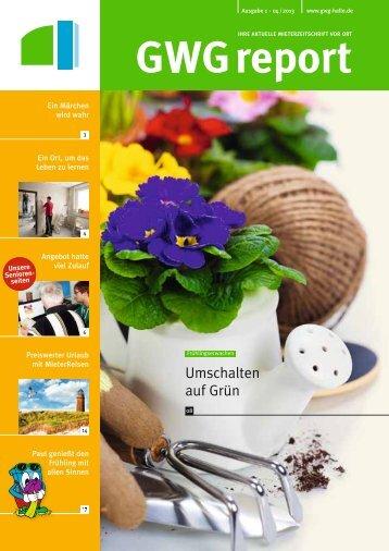 Download Ausgabe 1/2013 - GWG Halle-Neustadt