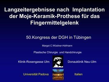 ACAMO-Fingermittelgelenk - G.-Wiehebrink