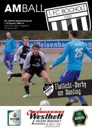 AMBALL - 1. FC Bocholt 1900 ev