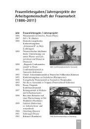 eine Chronik - Gustav-Adolf-Werk eV