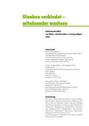 Begleitheft - Gustav-Adolf-Werk eV