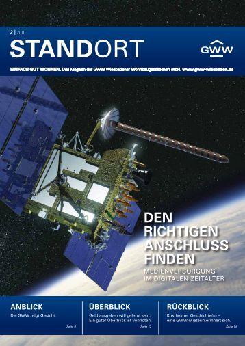 standort II 2011.pdf - GWW Wiesbadener Wohnbaugesellschaft mbH