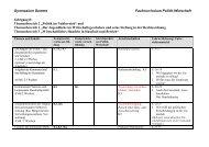Gymnasium Damme Fachcurriculum Politik-Wirtschaft Jahrgang 8 ...