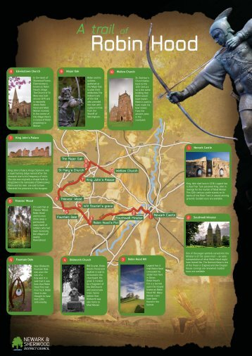 Robin Hood Trail - Newark and Sherwood District Council