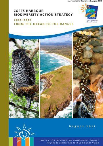 Biodiversity offset strategy