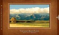 to download Genuine Montana Brochure - Great Falls