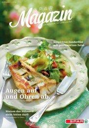 SPAR Schweiz - Magazin 02/12