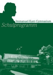 Download - Immanuel-Kant-Gymnasium