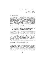 Locality and Category Theory Andrei Rodin* 1 Introduction 2 ... - Ens