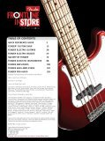 2008 winter price list | eFFective January 1, 2008 | Msrp for Fender ... - Page 3
