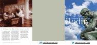Folleto de la exposición Auguste Rodin (PDF, 562 KB)