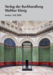 Verlag Walthe Herb - Buchhandlung Walther König