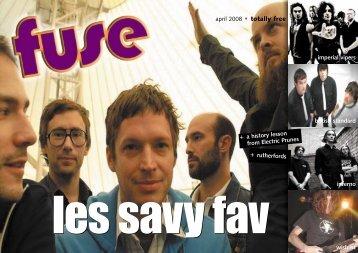 'Fuse' magazine - The Electric Prunes