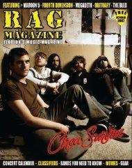 October 2007 Issue.pmd - RAG Magazine