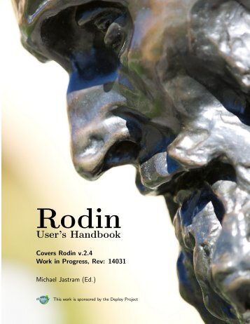 Rodin User's Handbook