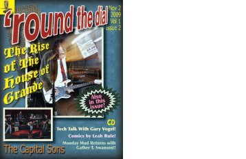 Cd - Round The Dial Magazine