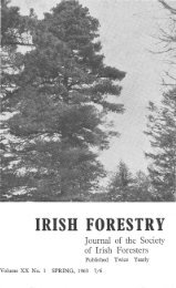 Download Full PDF - 15.98 MB - The Society of Irish Foresters