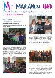 Marianum Info 5Home - Gymnasium Marianum Buxheim